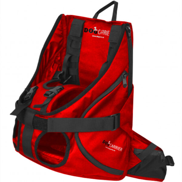 Backpack for carrying dogs up to 16kg