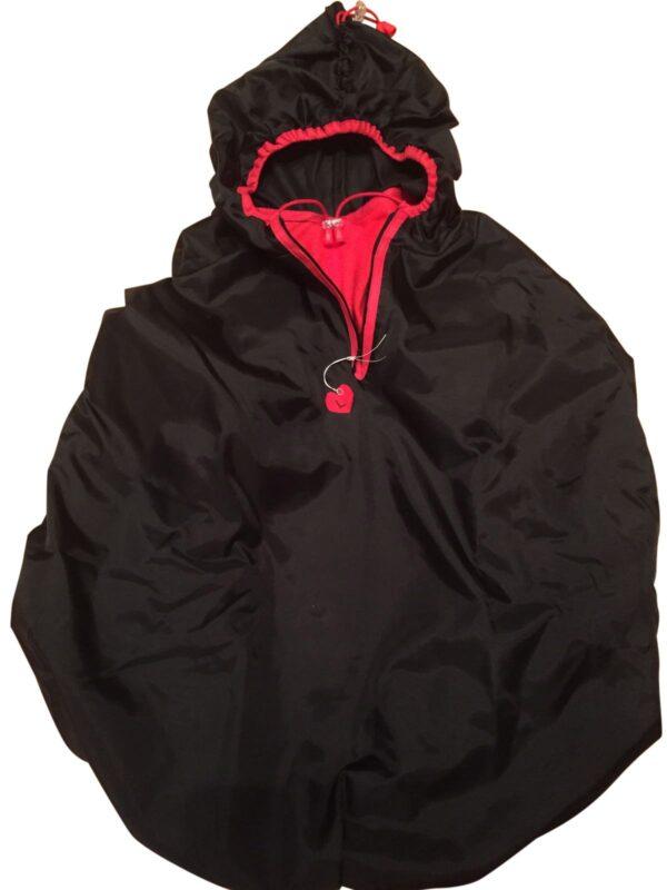 Raincoat für Hunderucksack