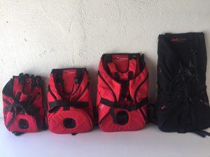 Hunderucksack von 3-30kg