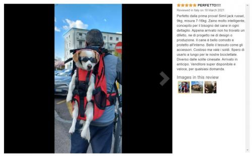 Dog Carrier Perfetto